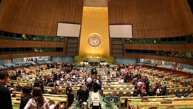 General Assembly, UN in New York