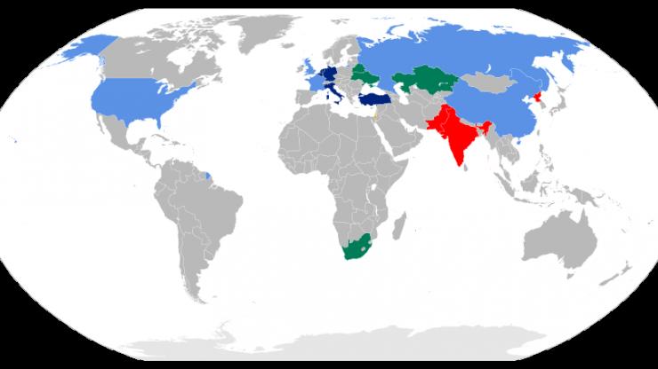 Atomwaffen Weltweit Ican Deutschland