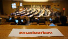 Verhandlungskonferenz zum Atomwaffenverbot in den UN, New York, 27.-31. März 2017. Foto: ICAN