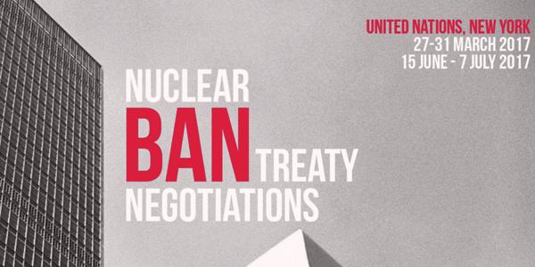 UNO verhandelt über Verbot von Atomwaffen