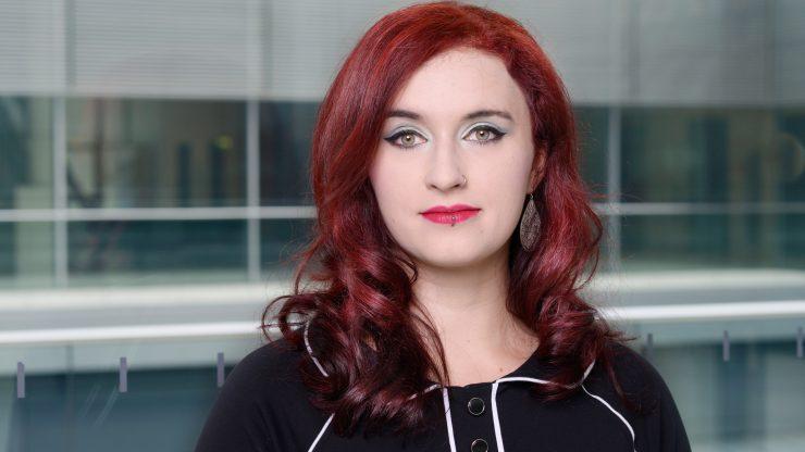 Agnieszka Brugger MdB, Buendnis 90/Die Gruenen im Bundestag