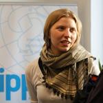 Aino Weyers. Bild: IPPNW