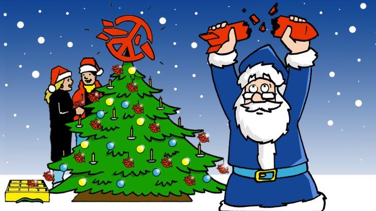 Frohe Weihnachten Aus Deutschland.Spendenaufruf Zu Weihnachten Ican Deutschland