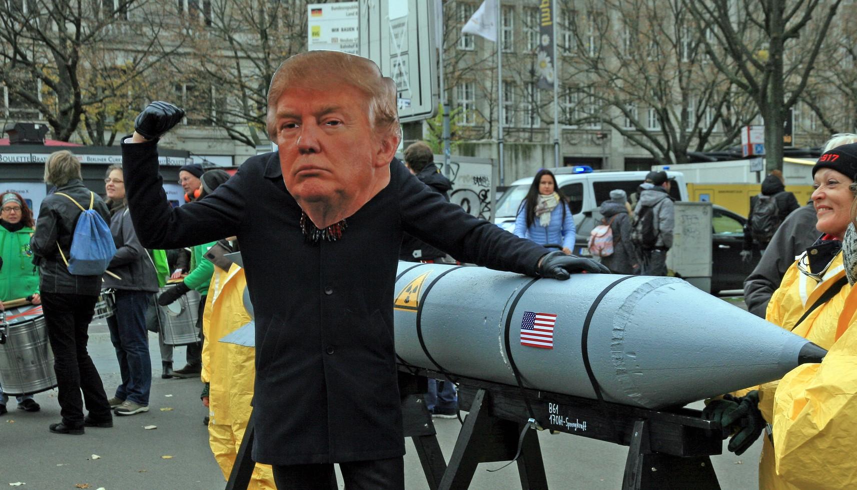 Bundesregierung muss zu Atomwaffenvertrag vermitteln