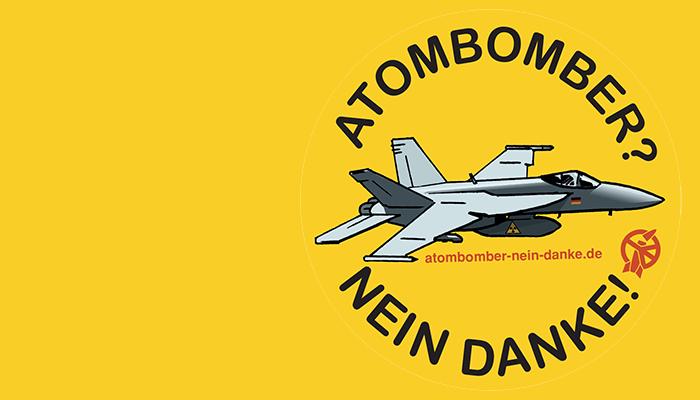 """Online-Aktion """"Atombomber? Nein Danke"""""""