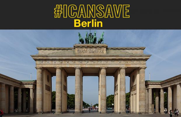 #ICANsave meine Stadt